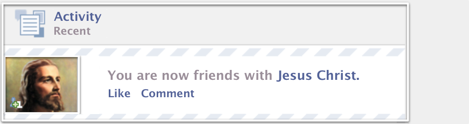 Friended By Christ